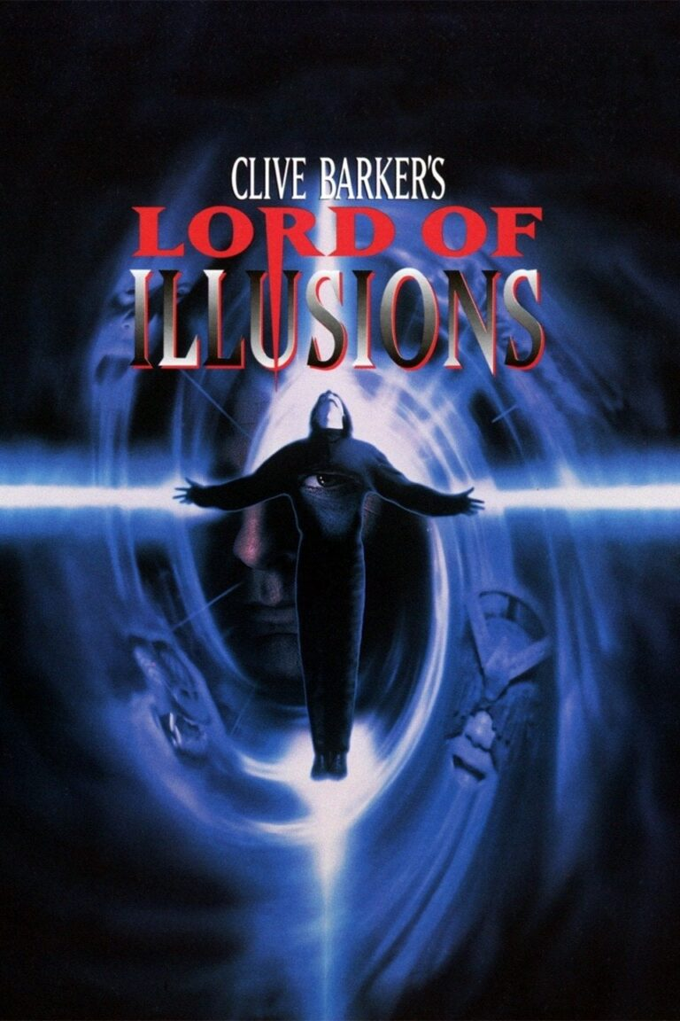 """Poster for the movie """"Lord of Illusions"""""""