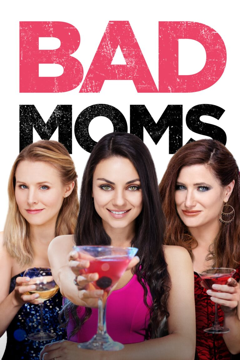 """Poster for the movie """"Bad Moms"""""""