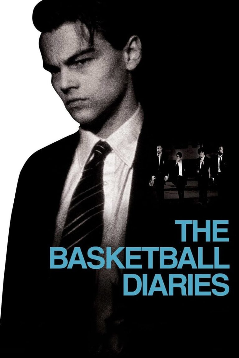 """Poster for the movie """"The Basketball Diaries"""""""