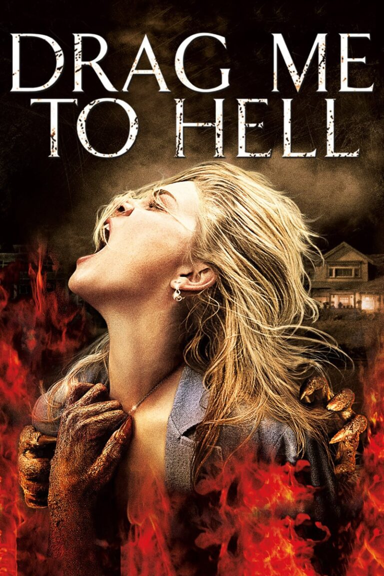 """Poster for the movie """"Drag Me to Hell"""""""