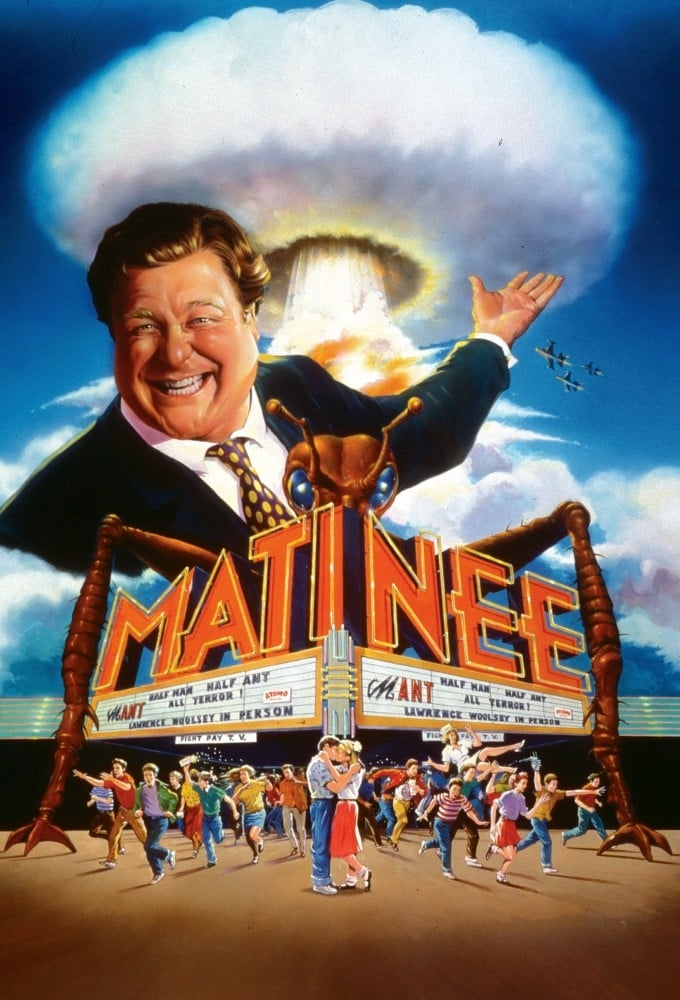 """Poster for the movie """"Matinee"""""""