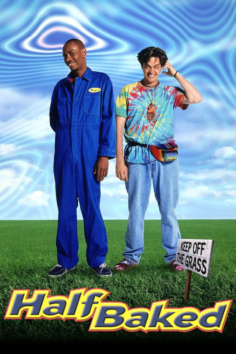 """Poster for the movie """"Half Baked"""""""