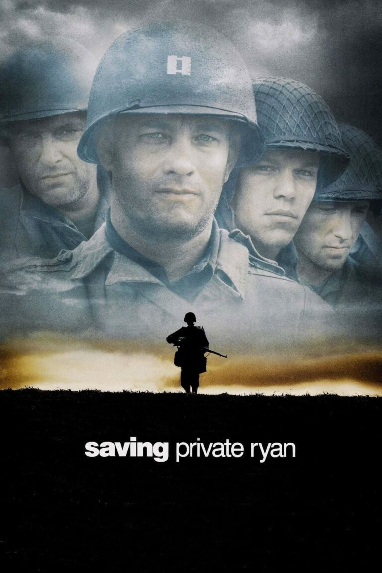 """Poster for the movie """"Saving Private Ryan"""""""