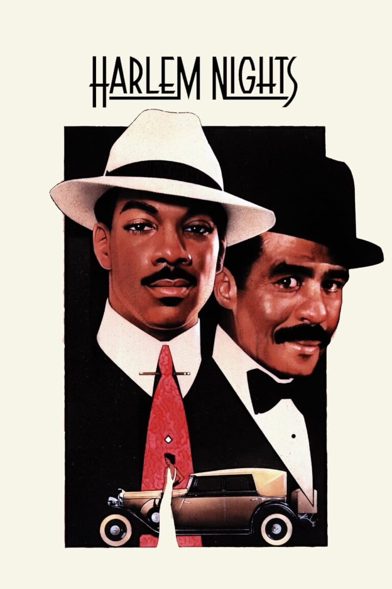 """Poster for the movie """"Harlem Nights"""""""