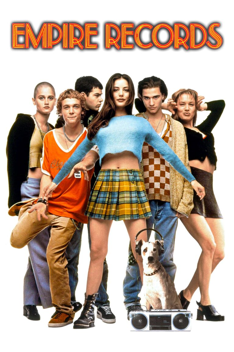 """Poster for the movie """"Empire Records"""""""