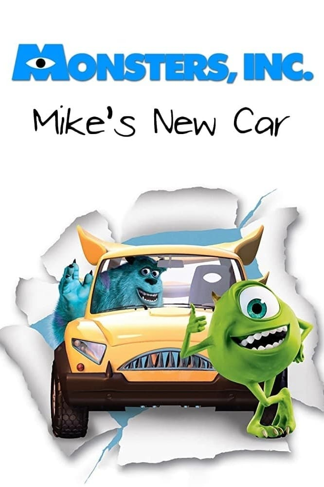 """Poster for the movie """"Mike's New Car"""""""