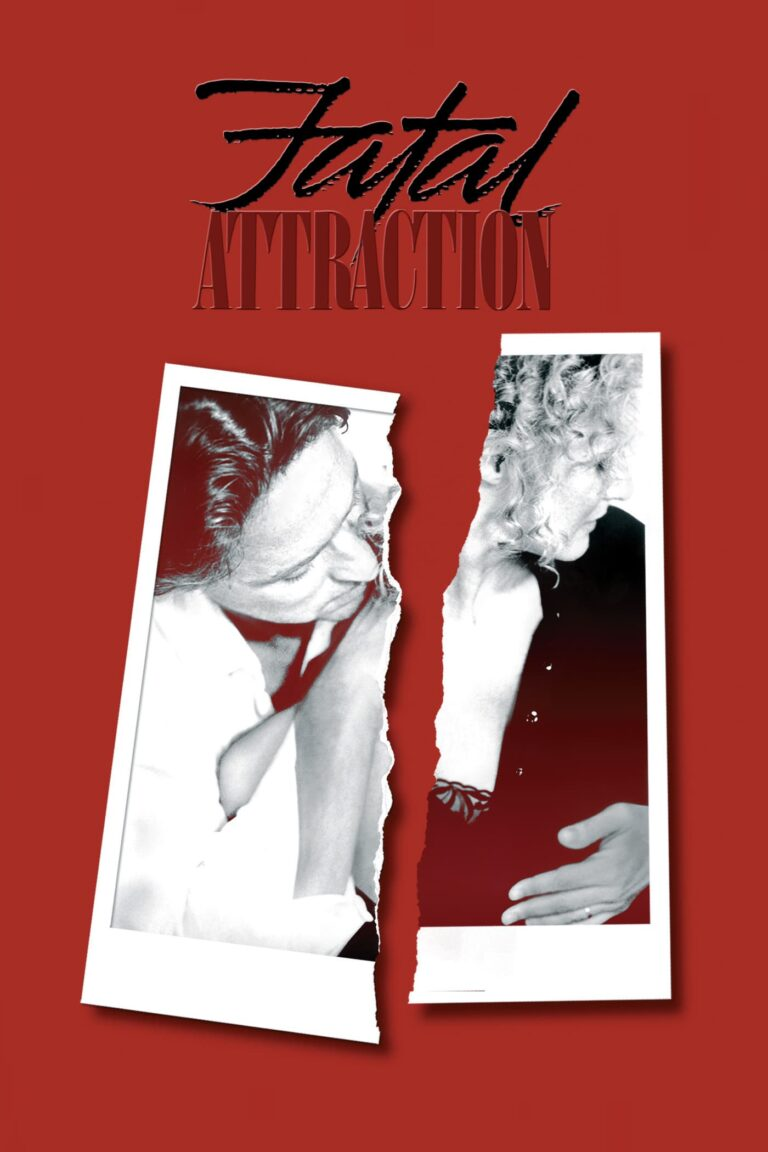 """Poster for the movie """"Fatal Attraction"""""""