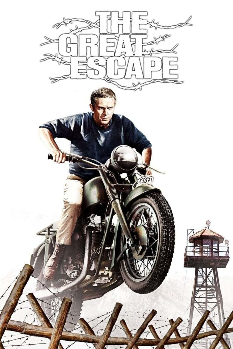 """Poster for the movie """"The Great Escape"""""""