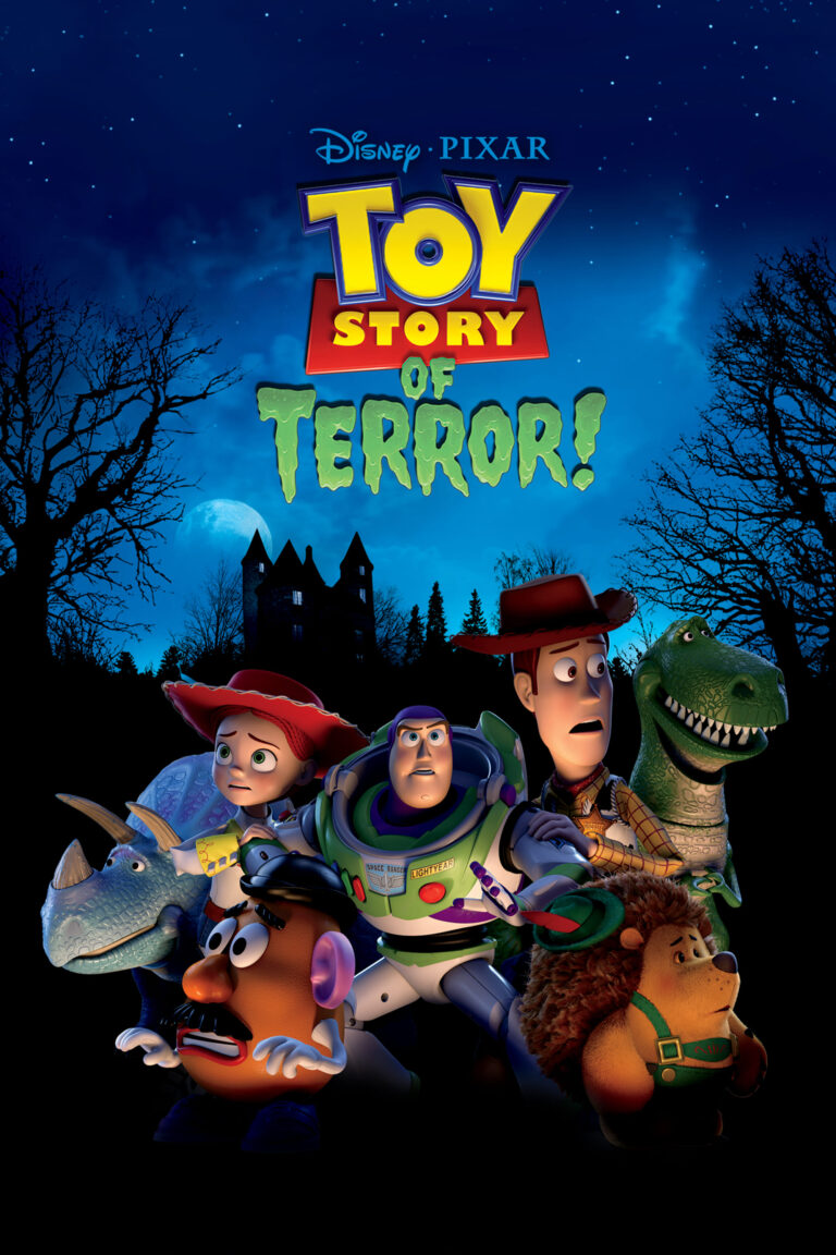 """Poster for the movie """"Toy Story of Terror!"""""""