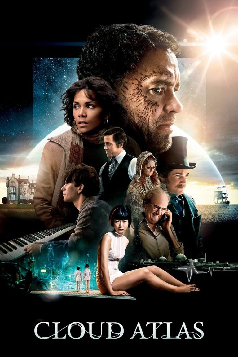 """Poster for the movie """"Cloud Atlas"""""""