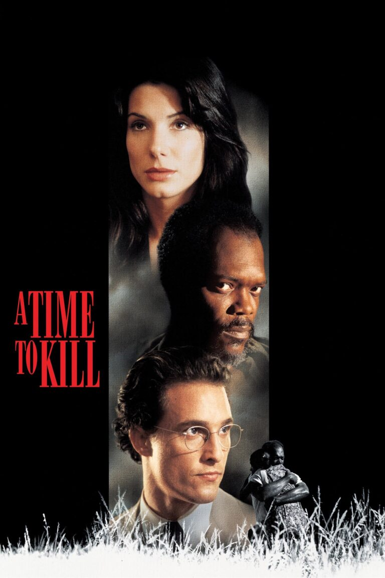 """Poster for the movie """"A Time to Kill"""""""