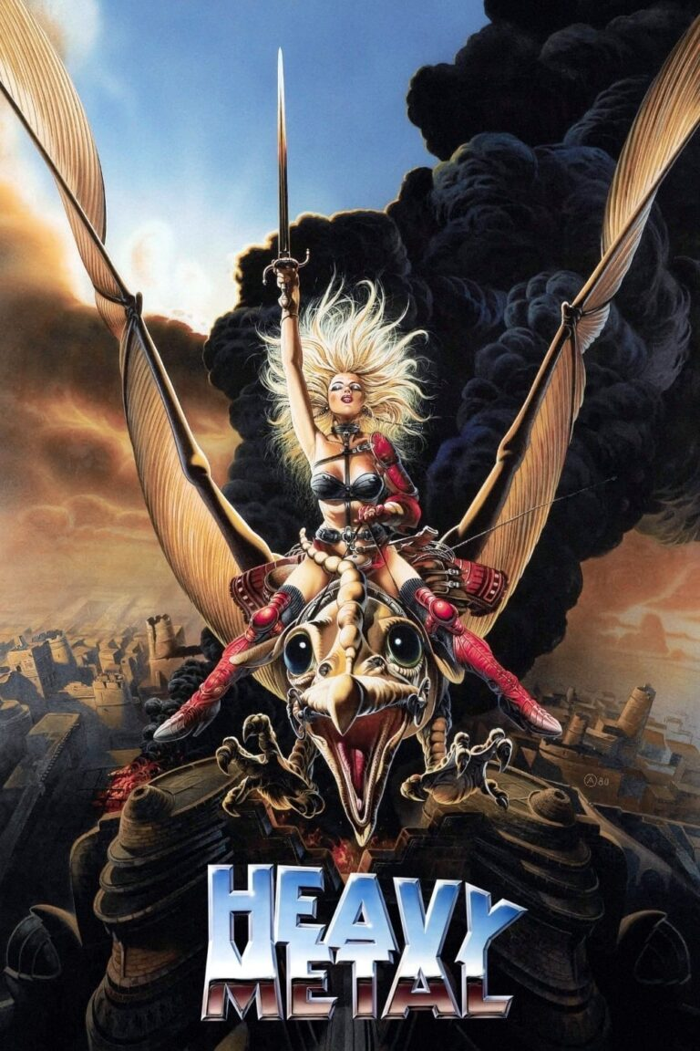 """Poster for the movie """"Heavy Metal"""""""