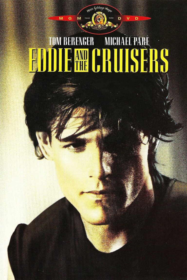 "Poster for the movie ""Eddie and the Cruisers"""