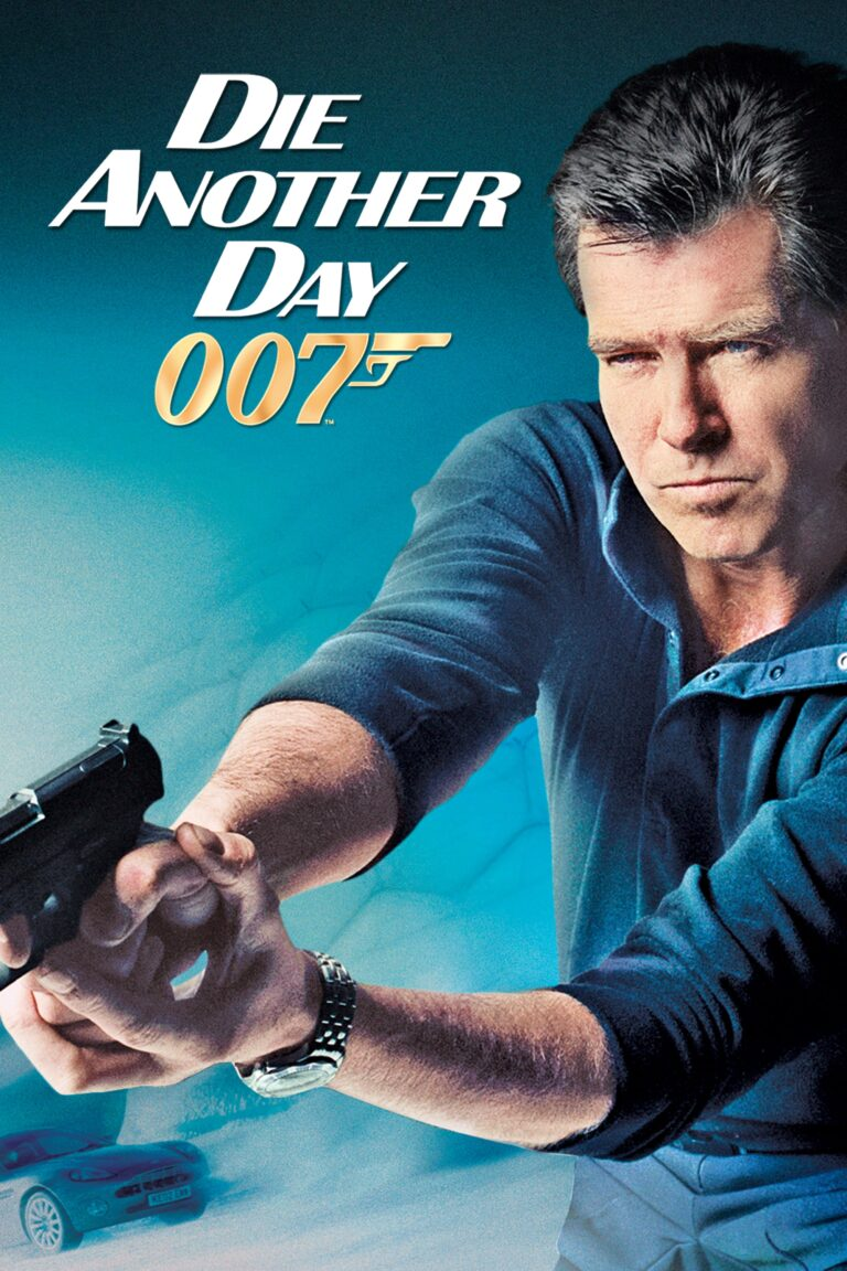 """Poster for the movie """"Die Another Day"""""""