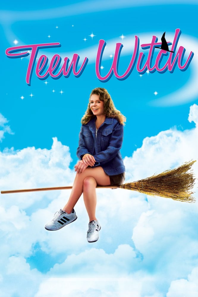 "Poster for the movie ""Teen Witch"""
