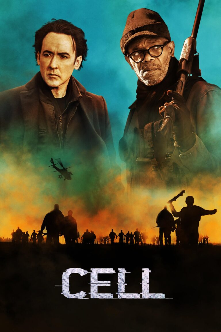 """Poster for the movie """"Cell"""""""