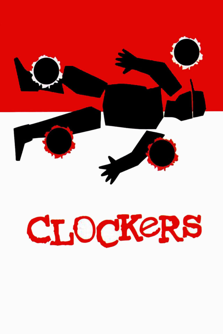 """Poster for the movie """"Clockers"""""""