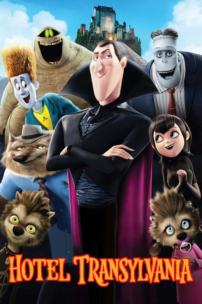 """Poster for the movie """"Hotel Transylvania"""""""