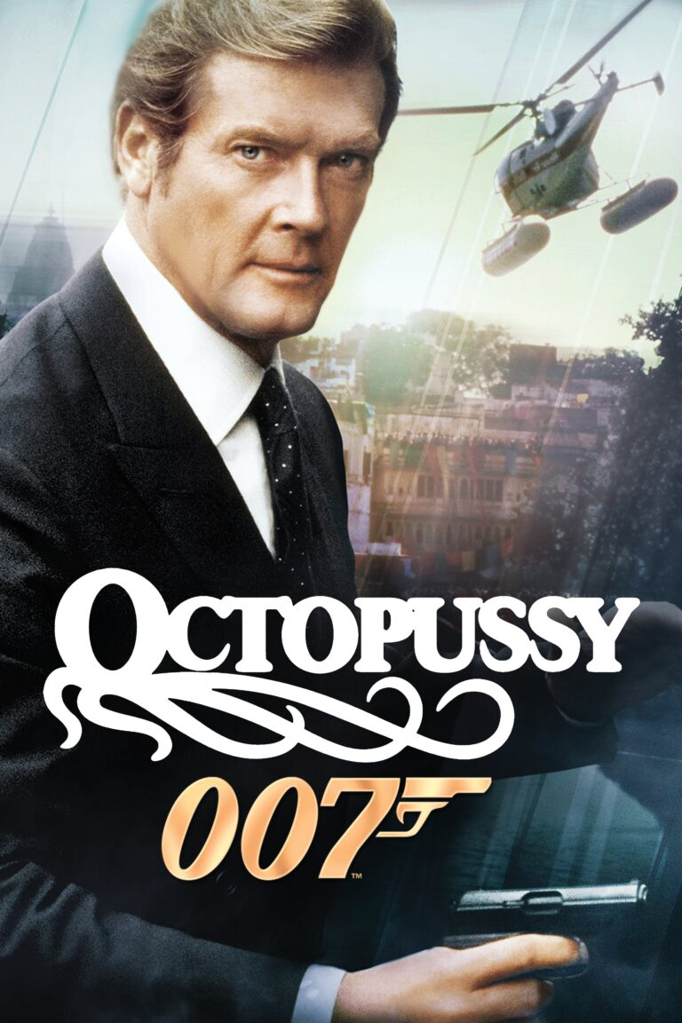 """Poster for the movie """"Octopussy"""""""