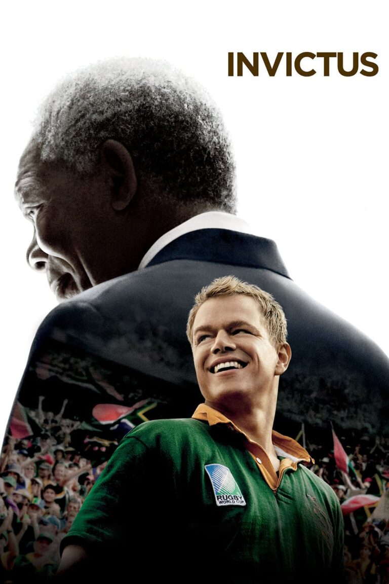"""Poster for the movie """"Invictus"""""""