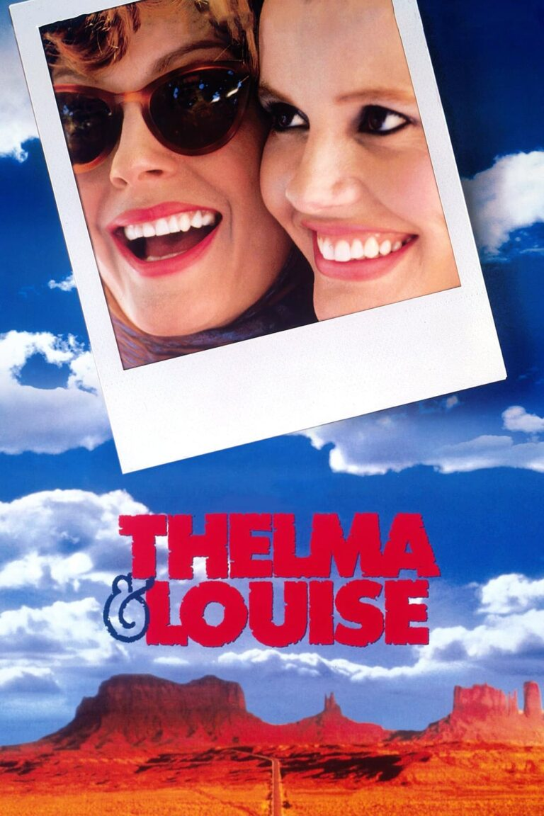 """Poster for the movie """"Thelma & Louise"""""""