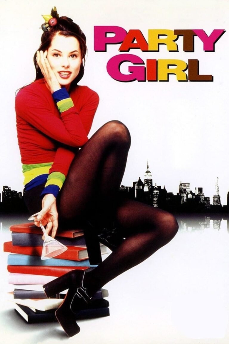 """Poster for the movie """"Party Girl"""""""