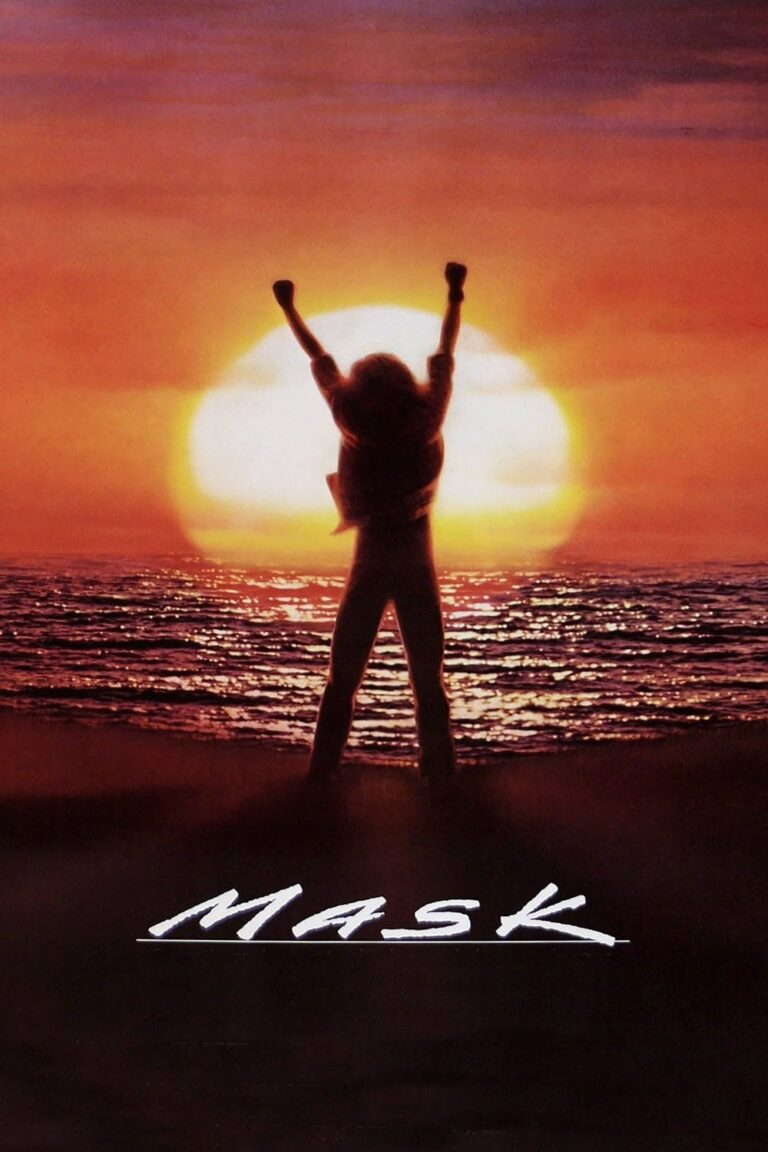 """Poster for the movie """"Mask"""""""
