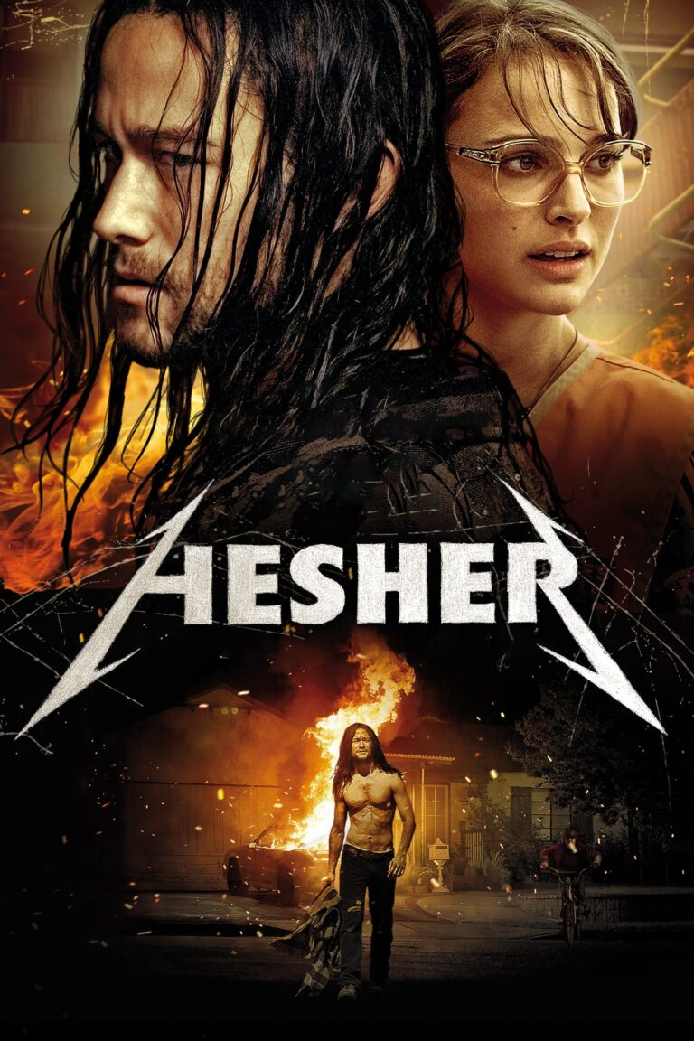 """Poster for the movie """"Hesher"""""""