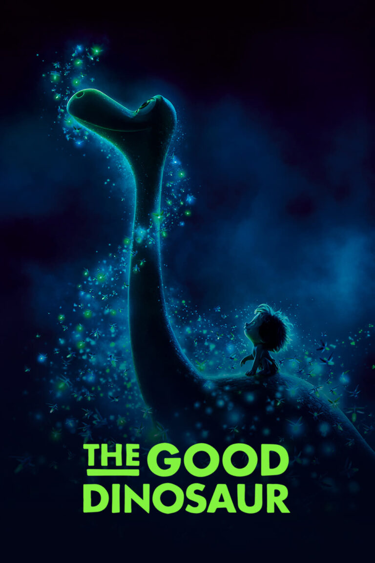 """Poster for the movie """"The Good Dinosaur"""""""