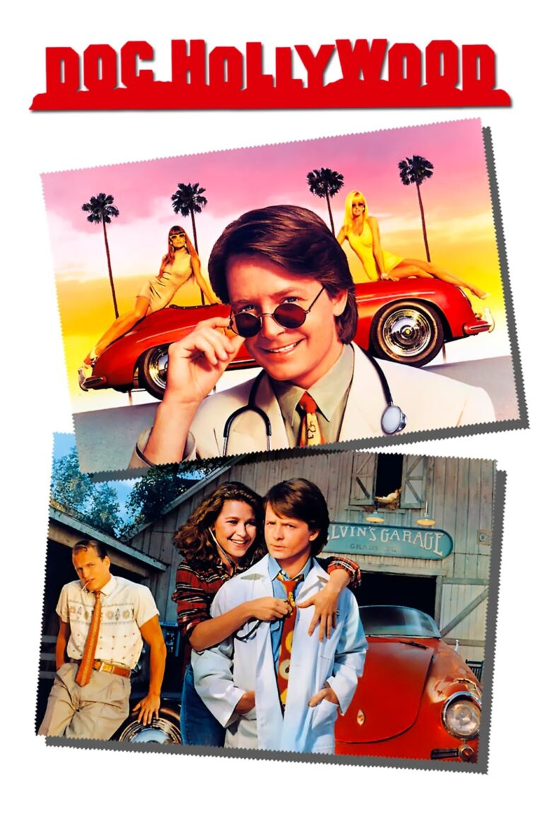 """Poster for the movie """"Doc Hollywood"""""""