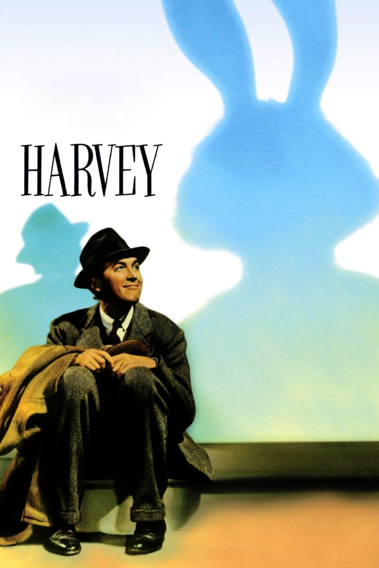 """Poster for the movie """"Harvey"""""""