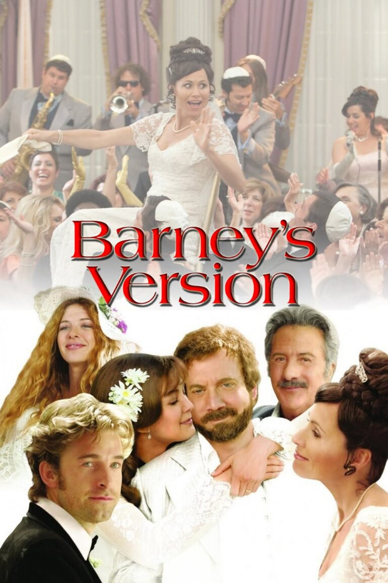"""Poster for the movie """"Barney's Version"""""""
