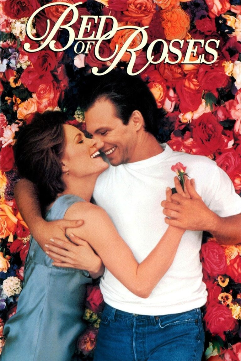 """Poster for the movie """"Bed of Roses"""""""