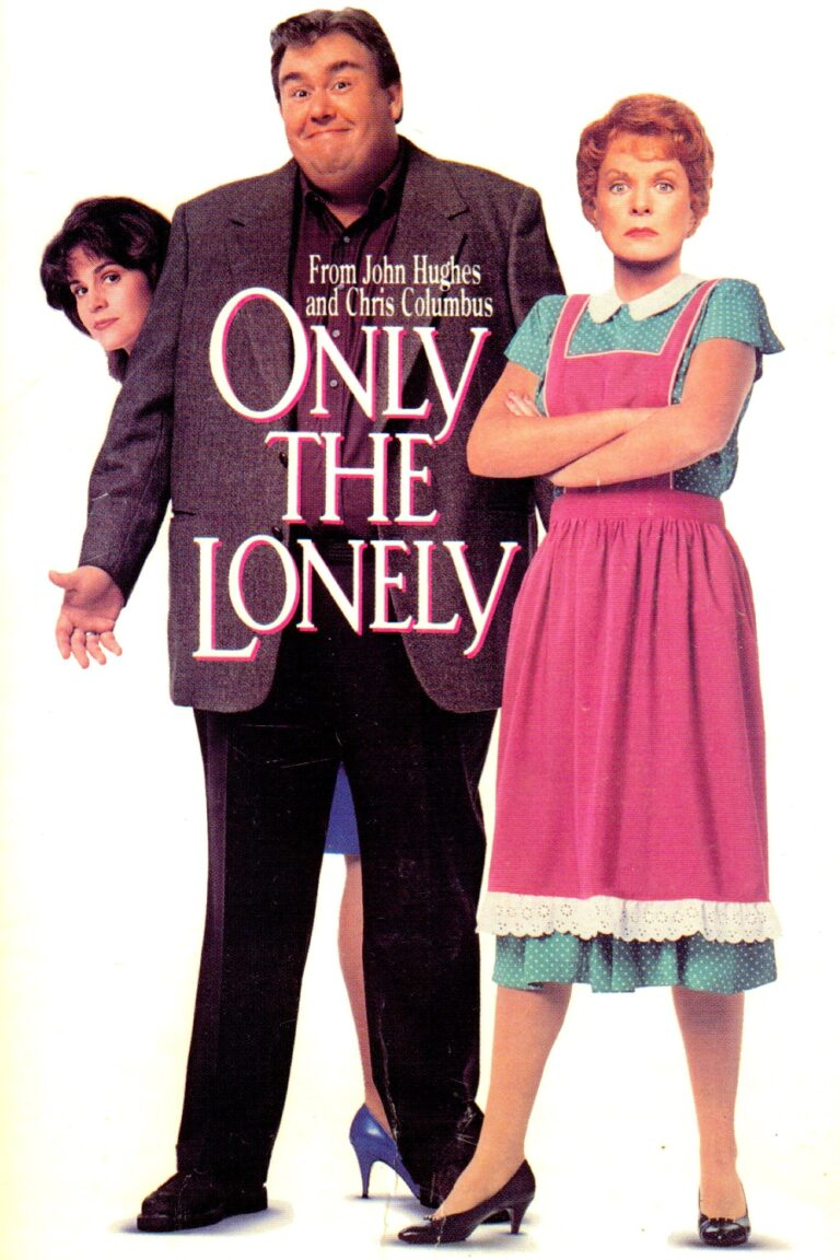 """Poster for the movie """"Only the Lonely"""""""