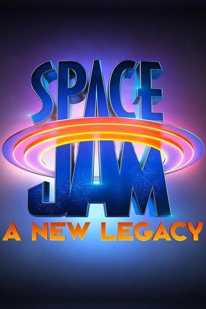 """Poster for the movie """"Space Jam: A New Legacy"""""""