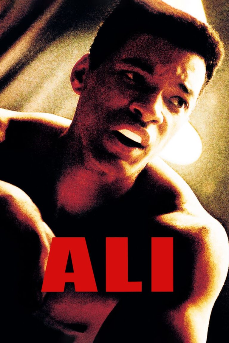 """Poster for the movie """"Ali"""""""