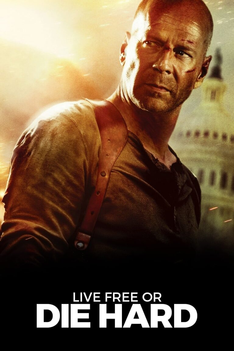 """Poster for the movie """"Live Free or Die Hard"""""""