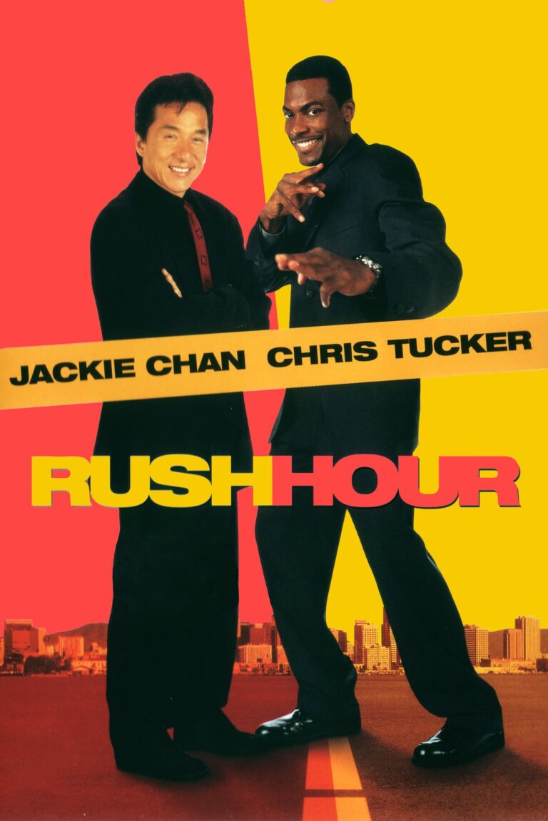 "Poster for the movie ""Rush Hour"""
