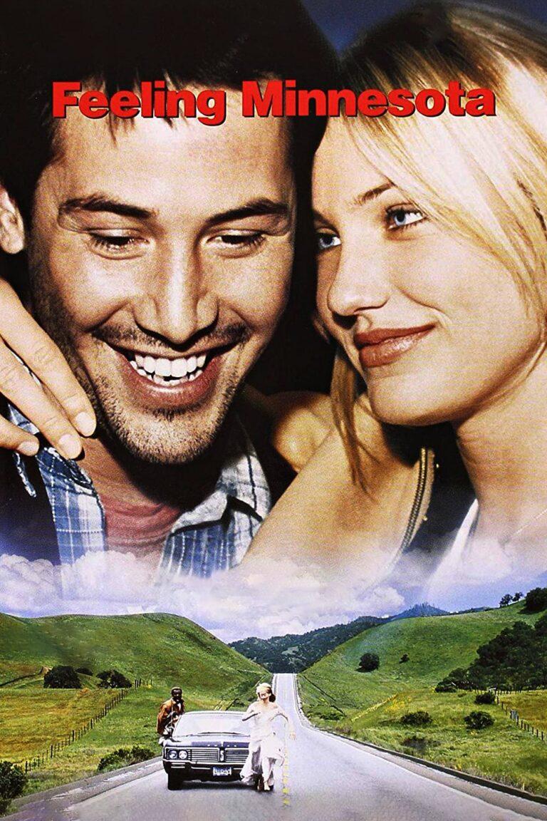 "Poster for the movie ""Feeling Minnesota"""