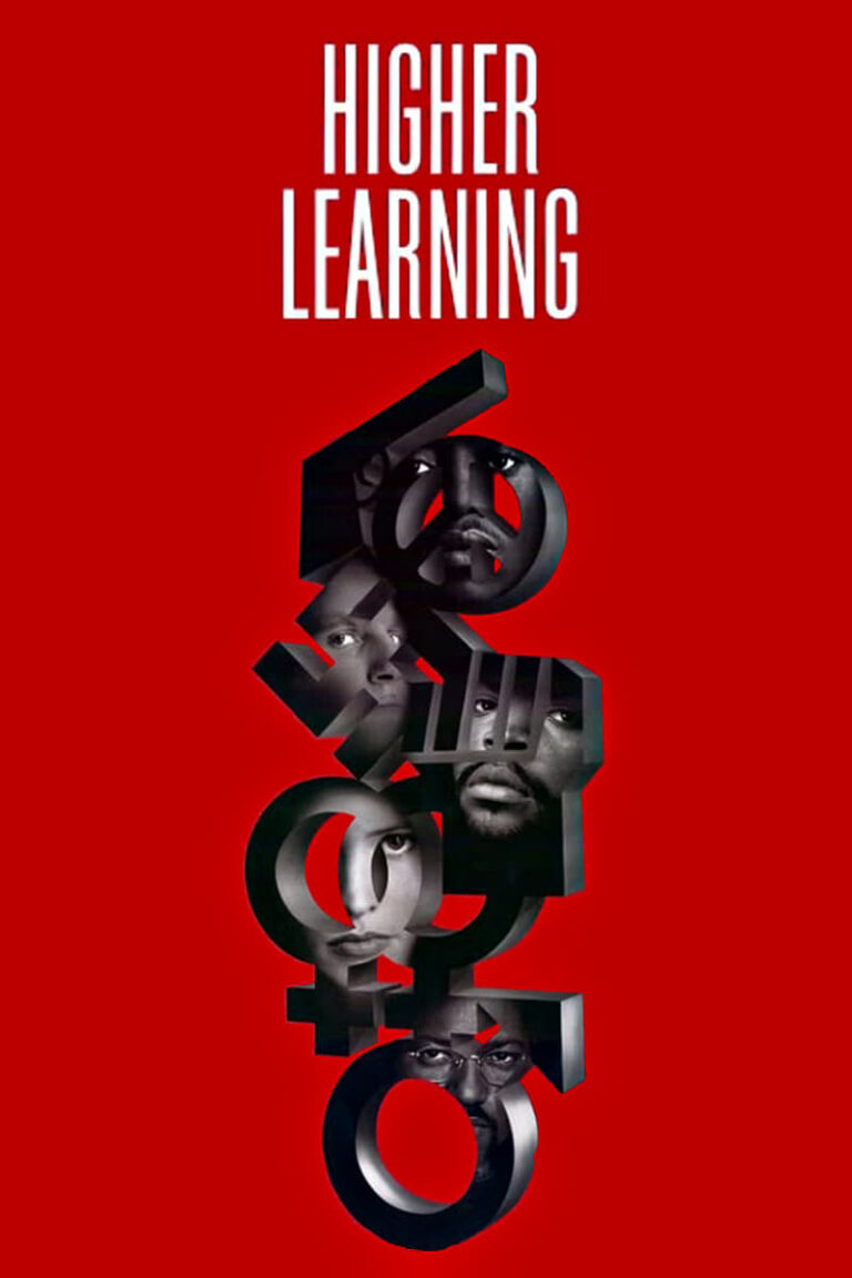 """Poster for the movie """"Higher Learning"""""""