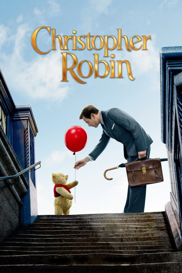 """Poster for the movie """"Christopher Robin"""""""