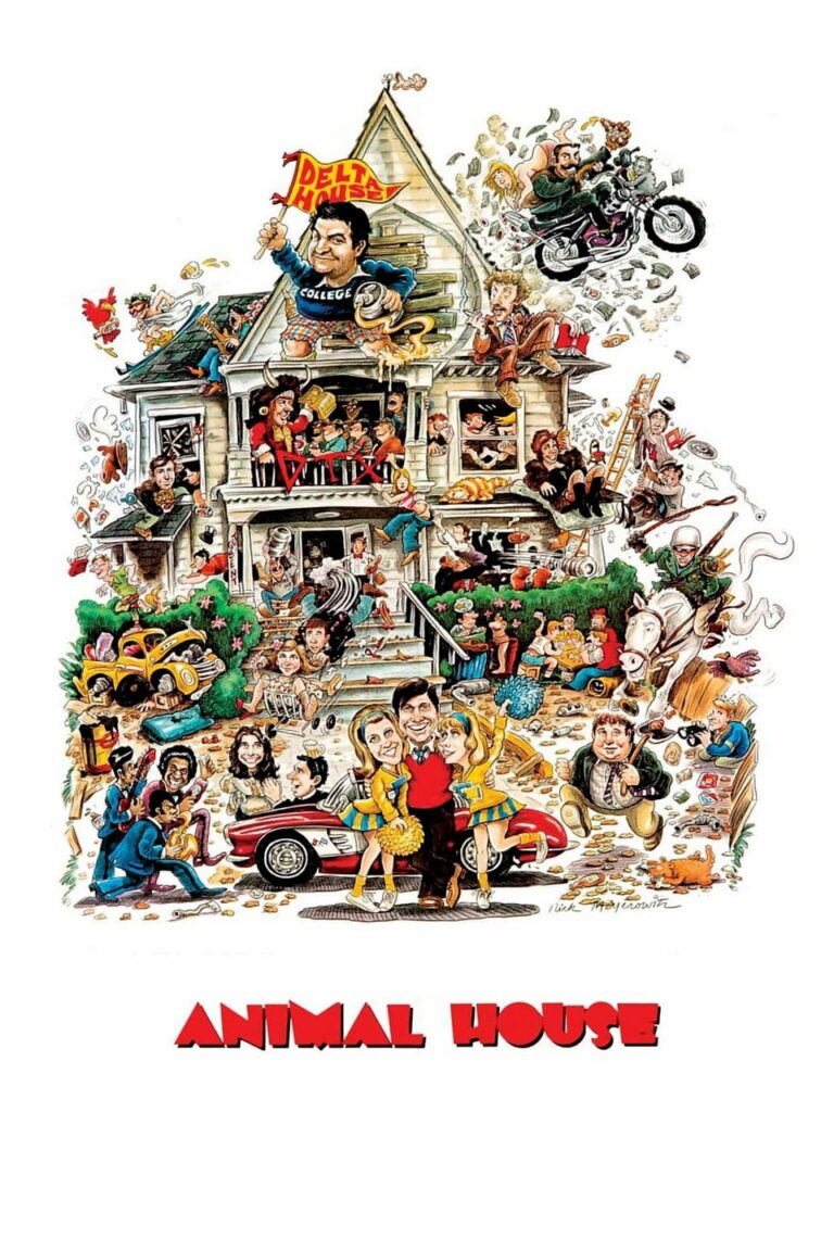 """Poster for the movie """"Animal House"""""""