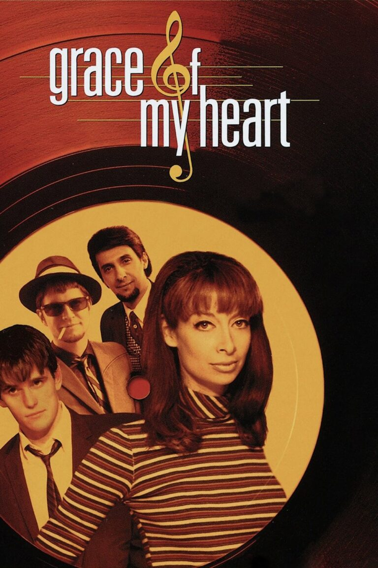 """Poster for the movie """"Grace of My Heart"""""""