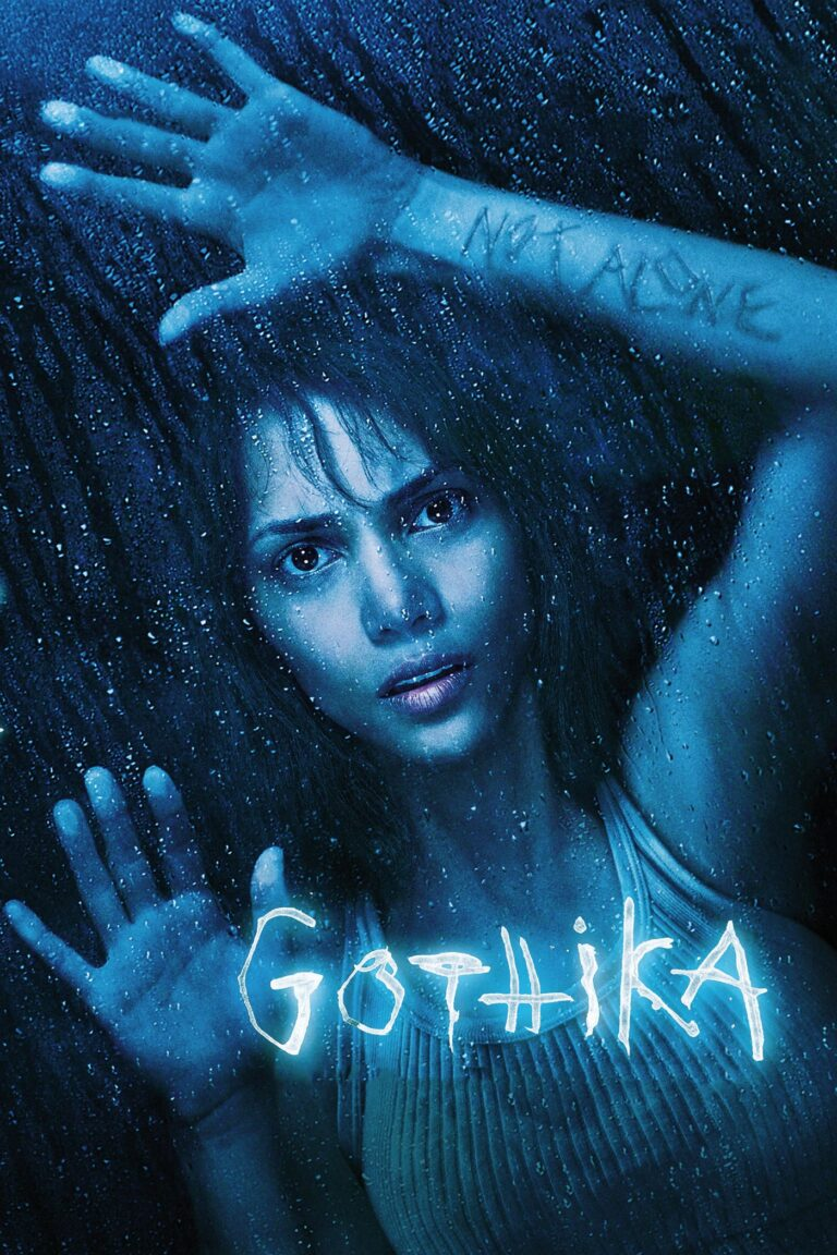"""Poster for the movie """"Gothika"""""""