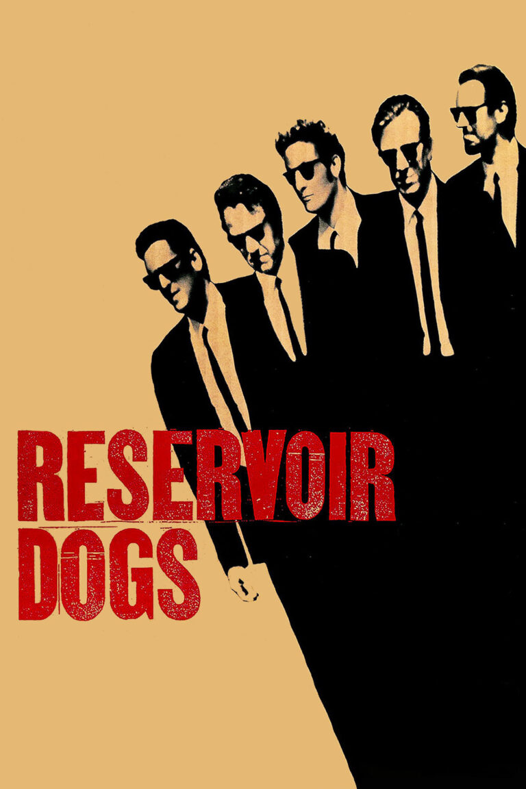 """Poster for the movie """"Reservoir Dogs"""""""