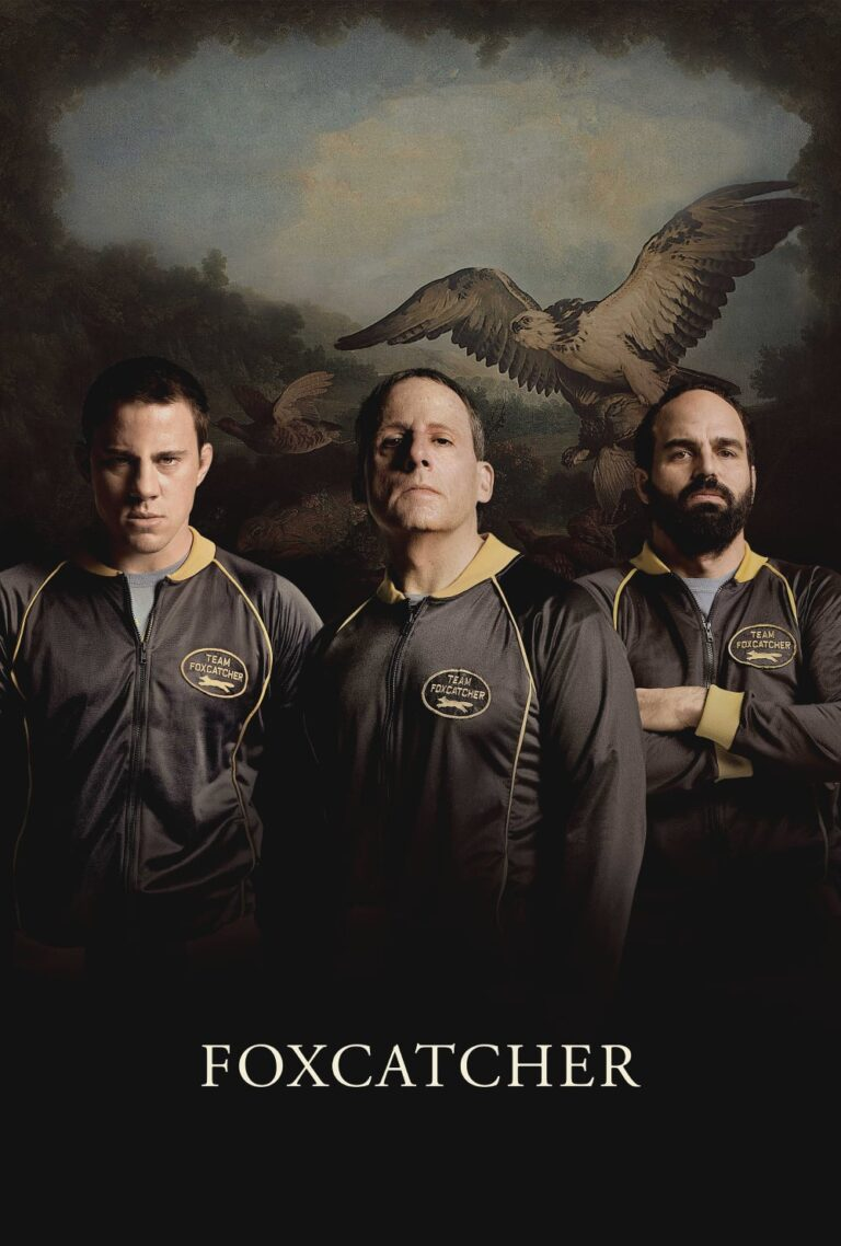 """Poster for the movie """"Foxcatcher"""""""