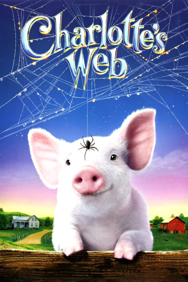 """Poster for the movie """"Charlotte's Web"""""""