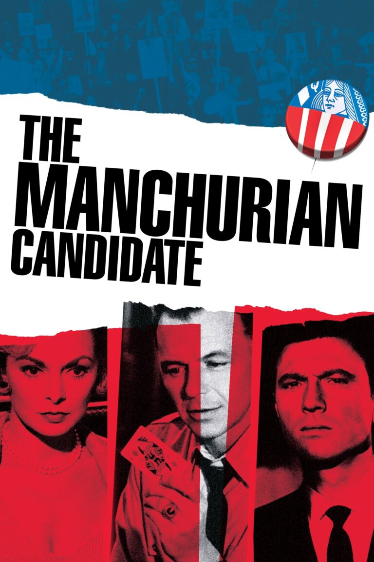 """Poster for the movie """"The Manchurian Candidate"""""""