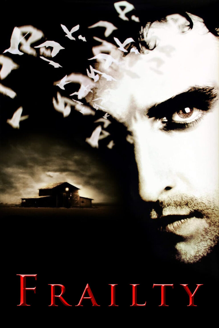 """Poster for the movie """"Frailty"""""""