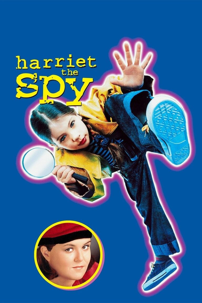 """Poster for the movie """"Harriet the Spy"""""""